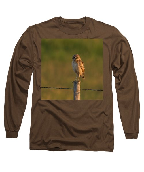 Are You Listening To Me Long Sleeve T-Shirt