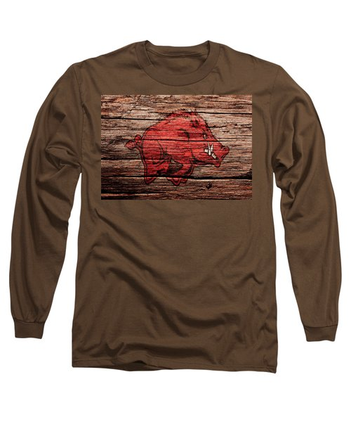 Arkansas Razorbacks Long Sleeve T-Shirt