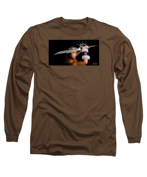 Armed And Dangerous Long Sleeve T-Shirt