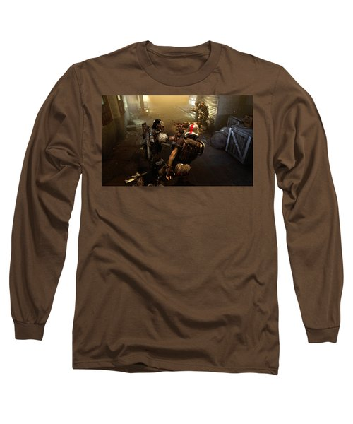 Army Of Two Long Sleeve T-Shirt