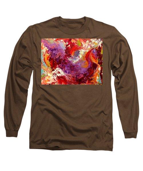 Aromatic Mixtures Long Sleeve T-Shirt