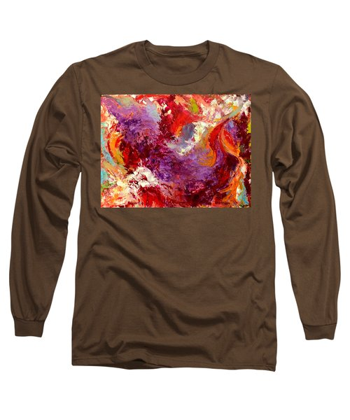 Aromatic Mixtures Long Sleeve T-Shirt