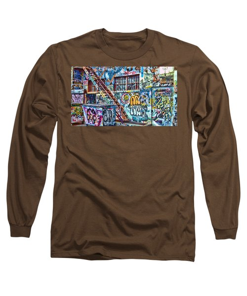 Art Alley 2 Long Sleeve T-Shirt