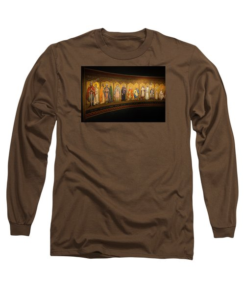 Long Sleeve T-Shirt featuring the photograph Art Mural by Jeremy Lavender Photography
