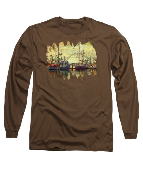 Fishing Fleet  Long Sleeve T-Shirt