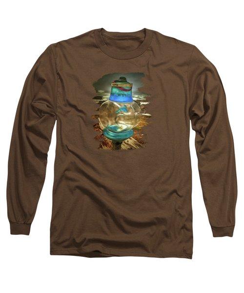 Beach Treasures - Faith Long Sleeve T-Shirt