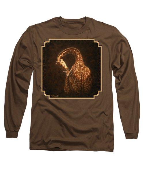 Love's Golden Touch Long Sleeve T-Shirt