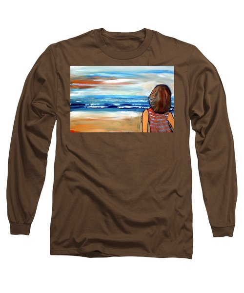 As One Long Sleeve T-Shirt