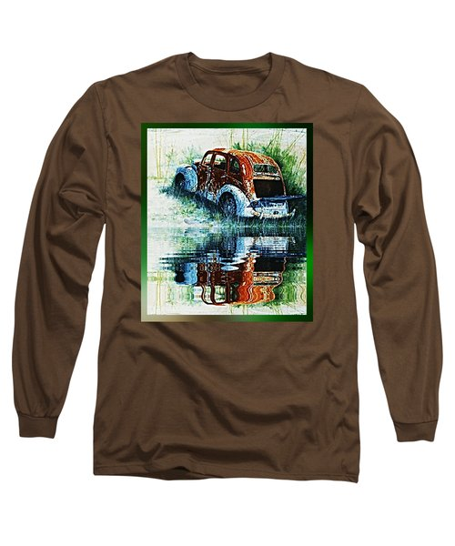 As Time Goes By. . . Long Sleeve T-Shirt by Hartmut Jager
