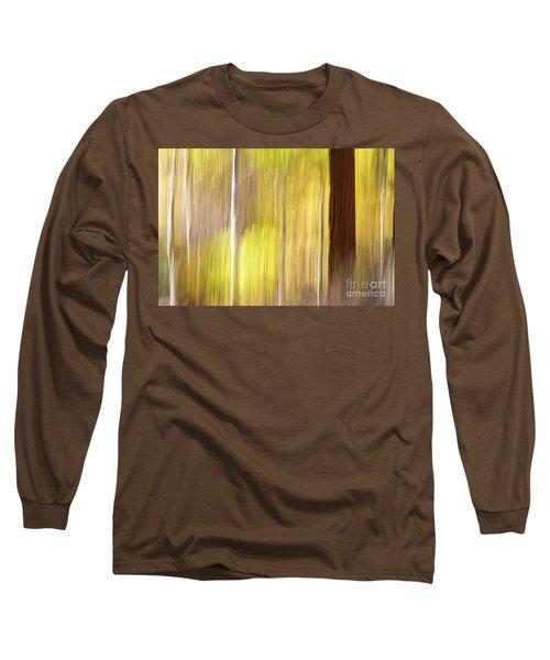 Aspen Blur #1 Long Sleeve T-Shirt
