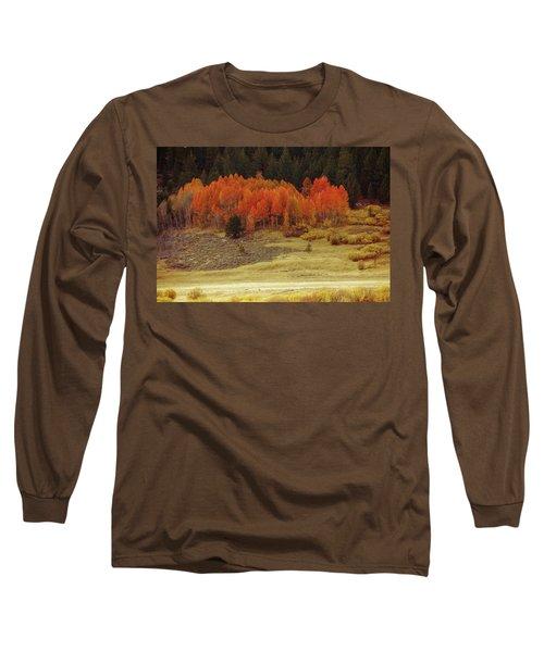 Aspen, October, Hope Valley Long Sleeve T-Shirt
