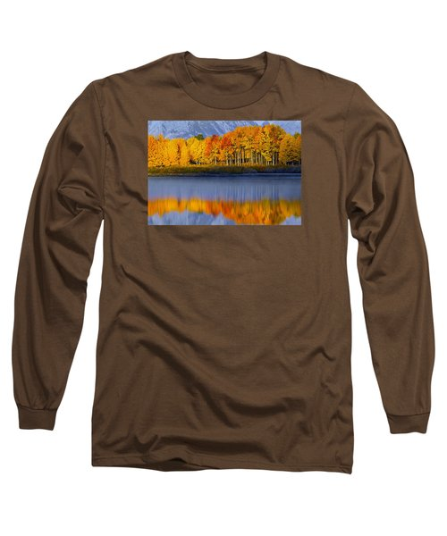 Aspen Reflection Long Sleeve T-Shirt