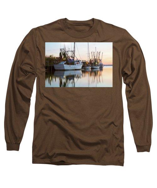 At Rest - Shem Creek Long Sleeve T-Shirt