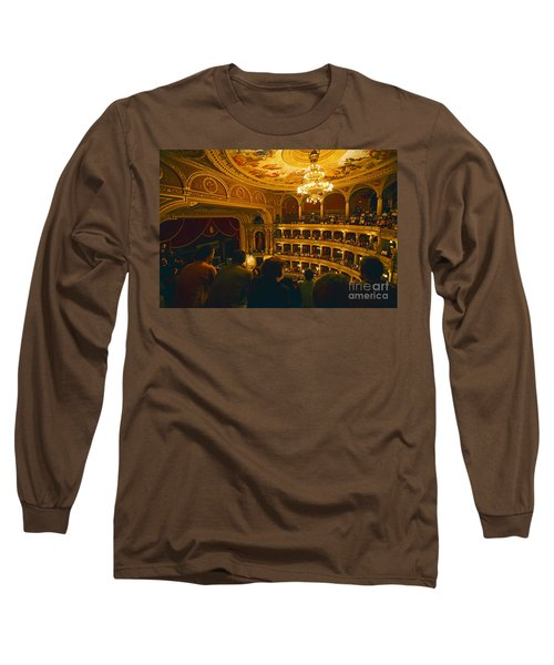 At The Budapest Opera House Long Sleeve T-Shirt
