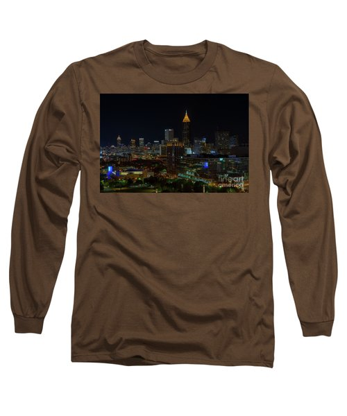 Atlanta Nights Long Sleeve T-Shirt