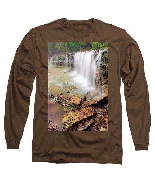 Au Train Falls Long Sleeve T-Shirt