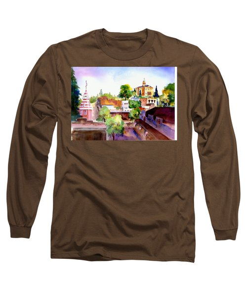 Auburn Old Town Long Sleeve T-Shirt