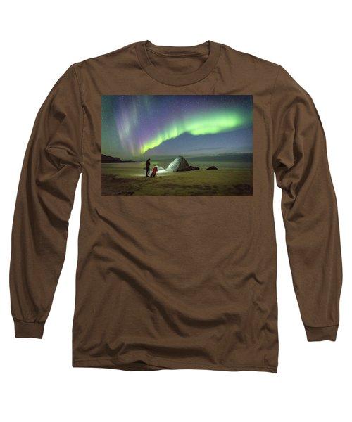Aurora Photographers Long Sleeve T-Shirt