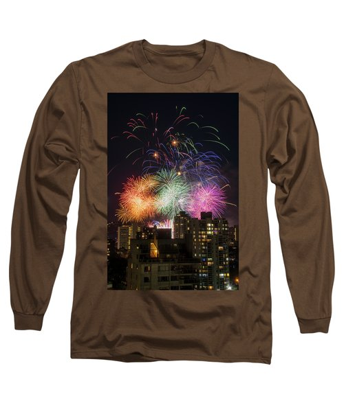Australia 2 Long Sleeve T-Shirt by Ross G Strachan