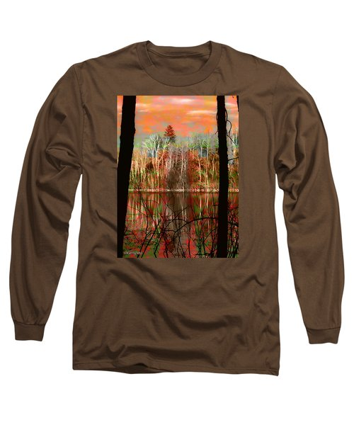 Autmn Waters Long Sleeve T-Shirt