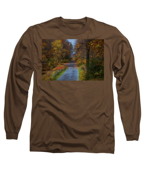 Autumn Wanderings Long Sleeve T-Shirt