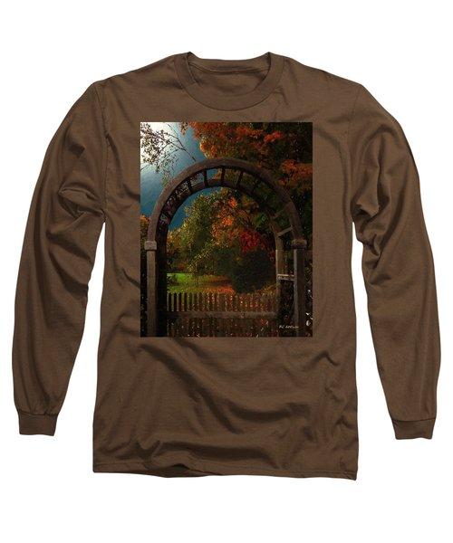 Autumn Archway Long Sleeve T-Shirt