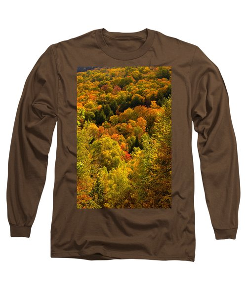 Autumn At Acadia Long Sleeve T-Shirt