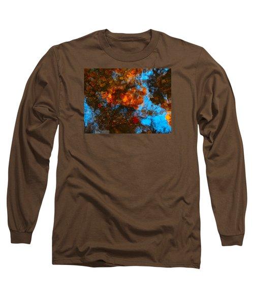 Autumn B 2015 35 Long Sleeve T-Shirt by George Ramos