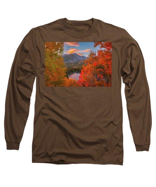 Autumn's Breath Long Sleeve T-Shirt