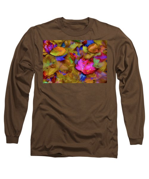 Autumn Breeze Long Sleeve T-Shirt by Paul Wear