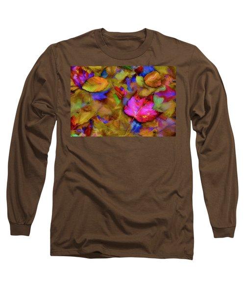 Autumn Breeze Long Sleeve T-Shirt