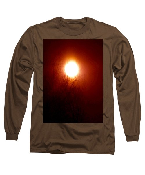 Autumn Burns The Memory Long Sleeve T-Shirt