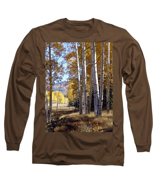 Autumn Chama New Mexico Long Sleeve T-Shirt