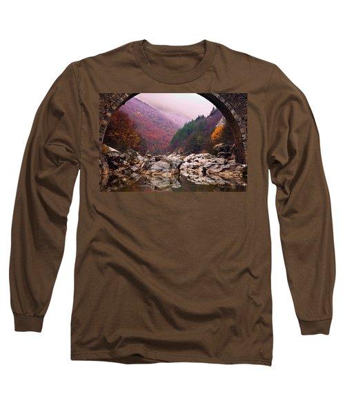 Autumn Gate Long Sleeve T-Shirt