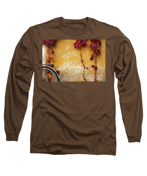 Autumn In Red Long Sleeve T-Shirt
