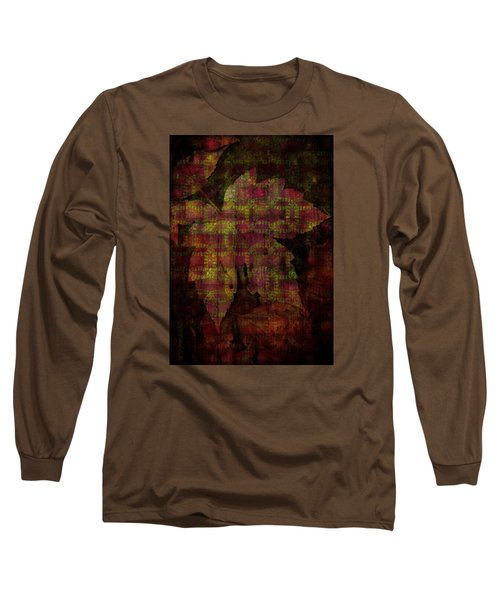 Autumn Is Here Long Sleeve T-Shirt by Mimulux patricia no No