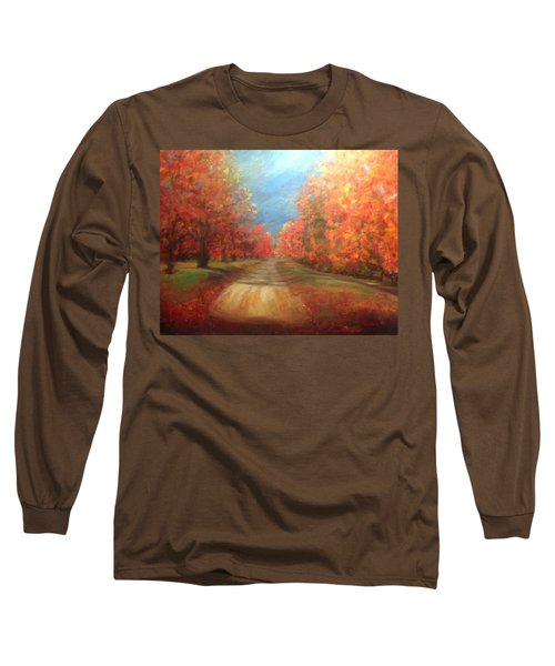 Autumn Dream Long Sleeve T-Shirt