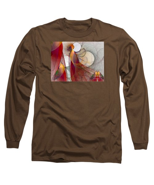 Autumn Long Sleeve T-Shirt by Karin Kuhlmann