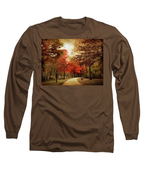 Autumn Maples Long Sleeve T-Shirt