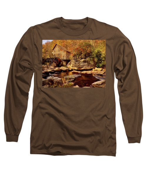 Autumn Mill Long Sleeve T-Shirt by L O C
