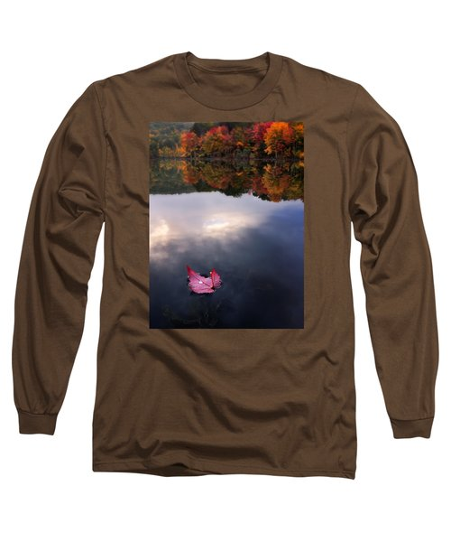 Autumn Mornings Iv Long Sleeve T-Shirt