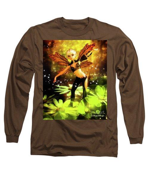 Autumn Pixie Long Sleeve T-Shirt