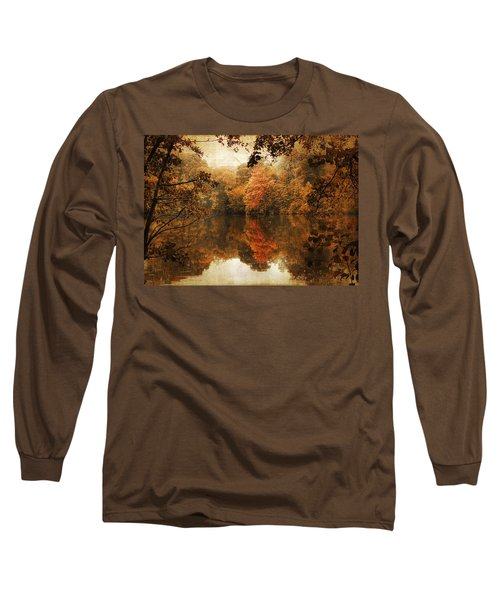 Autumn Reflected Long Sleeve T-Shirt