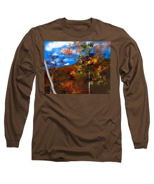 Autumn Scene 090810 Long Sleeve T-Shirt