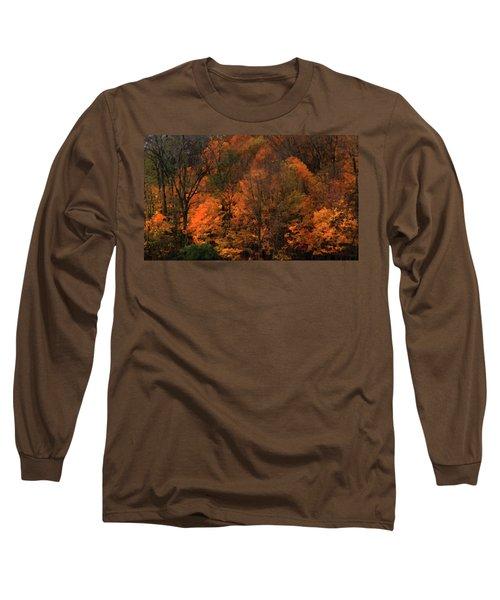 Autumn Woods Long Sleeve T-Shirt