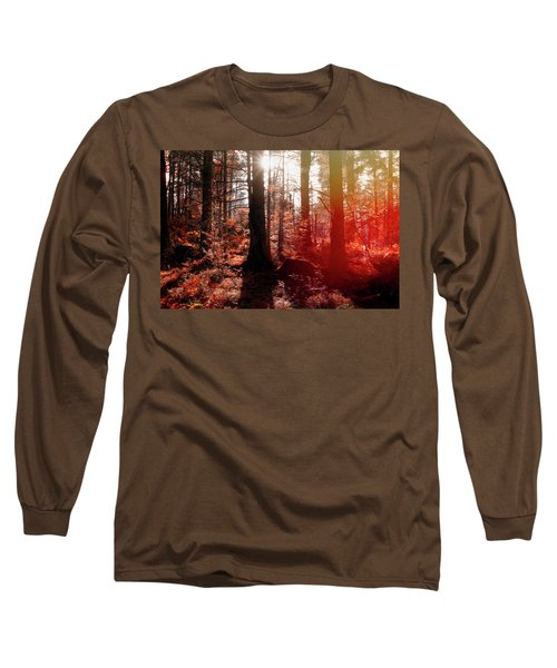Autumnal Afternoon Long Sleeve T-Shirt