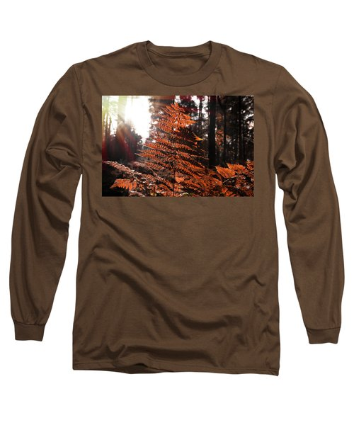 Autumnal Evening Long Sleeve T-Shirt