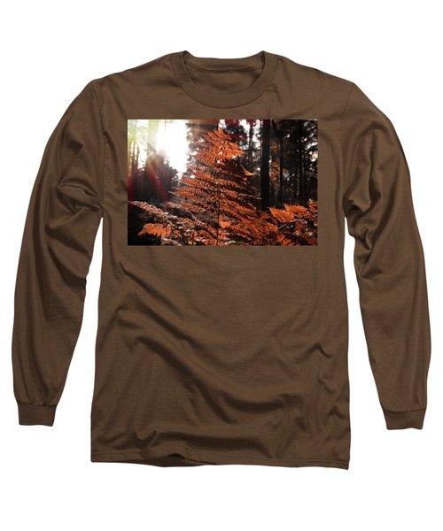 Autumnal Evening Long Sleeve T-Shirt