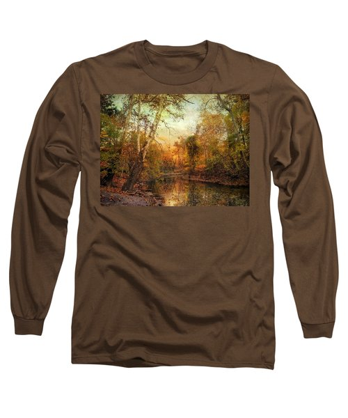 Autumnal Tones Long Sleeve T-Shirt