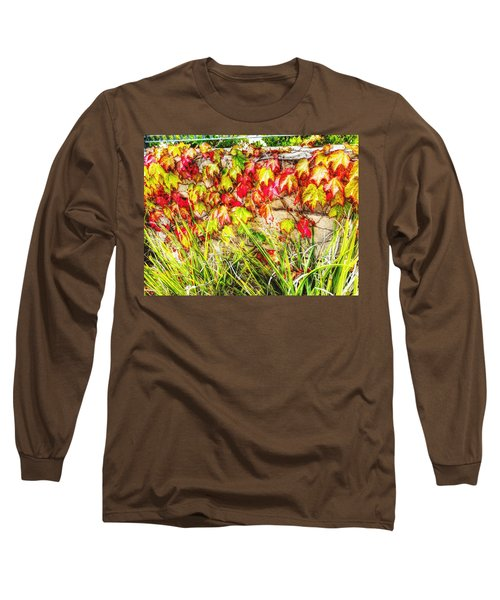 Autumn's Kiss Long Sleeve T-Shirt